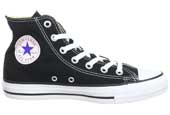 Chuck Taylor Hi tops in black