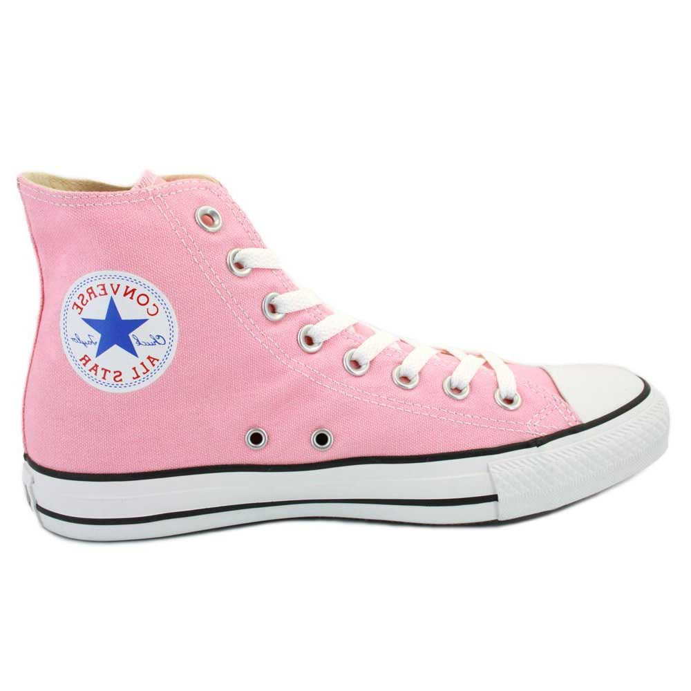 Light pink canvas 'All Star' hi-top trainers free shipping countdown package for cheap for sale footlocker finishline cheap price 100% original sale online under $60 online TaEOiW1Me