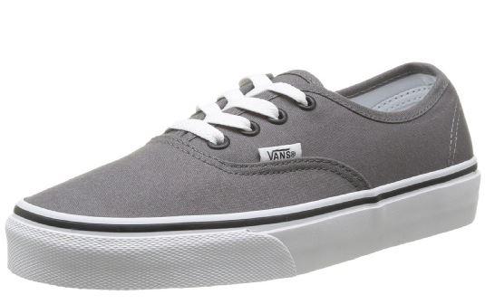 VANS Shoes in Grey - Vans pewter Canvas