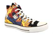 Converse Superhero trainers