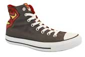 Converse Superman logo trainers